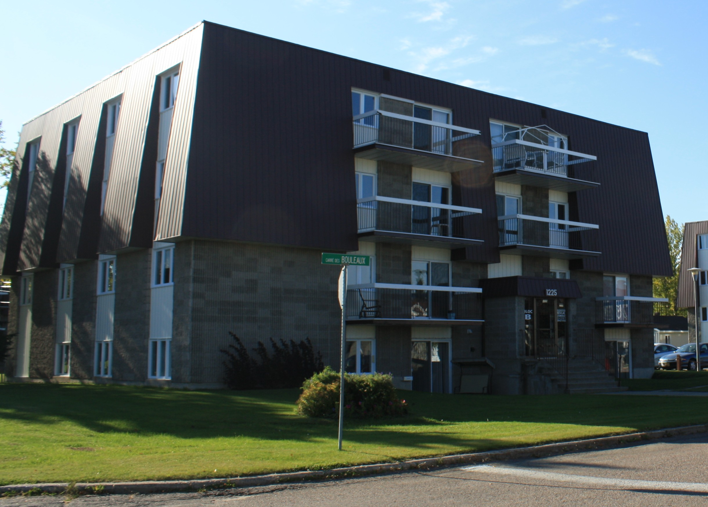 Appartements Revlac